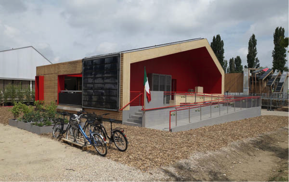 bde06b69a Rome University takes first place in Solar Decathlon Europe 2014 ...