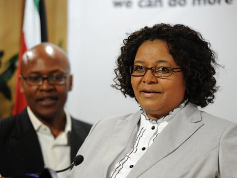 The Minister of Environmental Affairs Mrs Edna Molewa participated in the twentieth session of the COP20, under the UNFCCC in Lima, Peru.