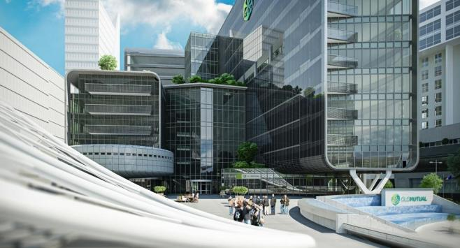 Green Building, Sustainable Building, Old Mutual