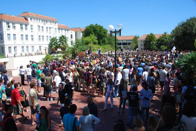 Stellenbosch_Student_March