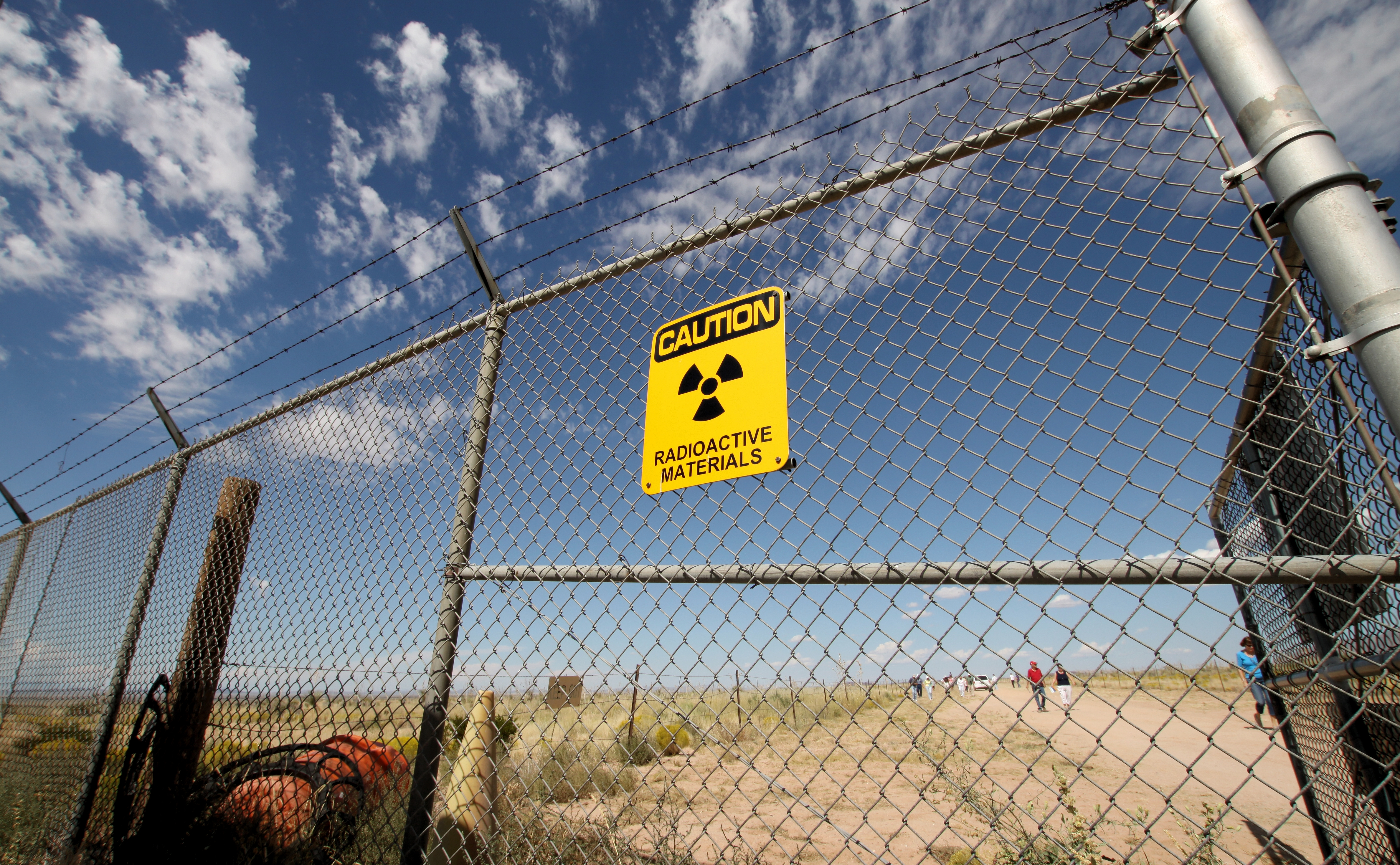 Radioactive city: how Johannesburg's townships are paying