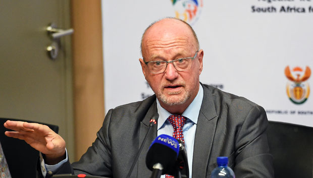 ( In the pic - Minister of Tourism Mr Derek Andre Hanekom responds to questions regarding the SONA delivered by President Jacob Zuma on thursday 12/02/2015). International Cooperation, Trade and Security ( ICTS ) Cluster chaired by Minister of Telecommunications and Postal Services, Siyabonga Cwele held at Imbizo Media Centre, Cape Town, 15/02/2015. Siyasanga Mbambani/DoC.