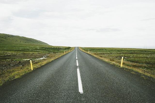 TARRED ROAD