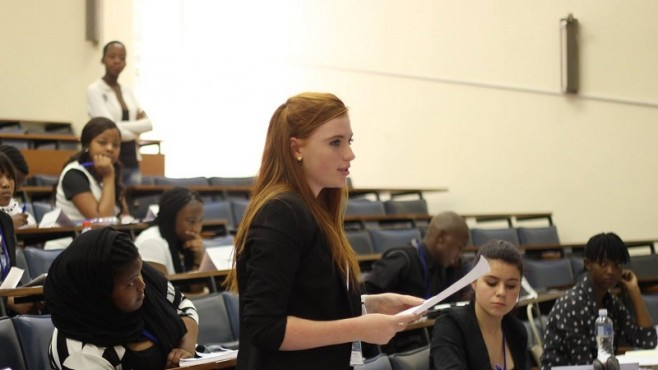 Young South Africans ask government for better access to tech, more transparency and renewable energy