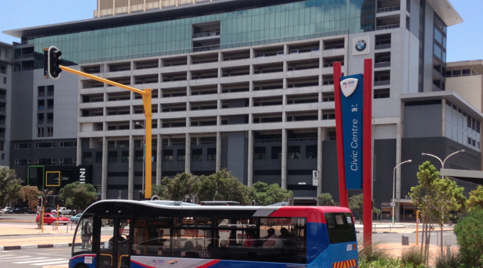 The MyCiTi bus network has been lauded as a leader in the field of African public transport systems.